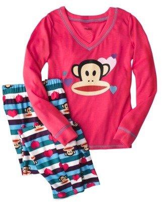 Paul Frank for Target® Girls' Long-Sleeve Pajama Set