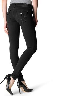 True Religion Womens Pave Misty Stretch Jeans