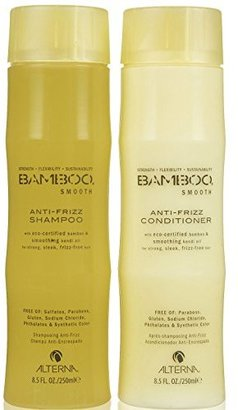 ALTERNA BAMBOO Smooth Shampoo & Conditioner Set (8.5 Oz Each) $27 thestylecure.com