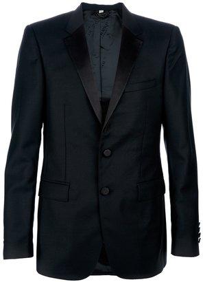 Burberry tuxedo suit