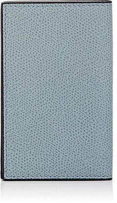 Valextra Women's Folding Card Case