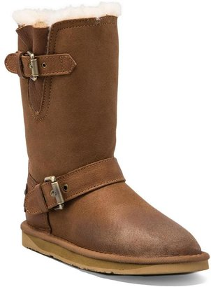Australia Luxe Collective Machina Boot With Sheep Shearling