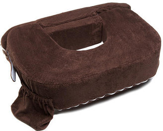My Brest Friend Zenoff Products Deluxe Twins Plus Pillow - Chocolate