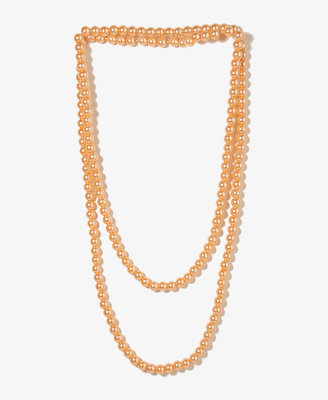 Forever 21 Lustrous Pearlescent Necklace
