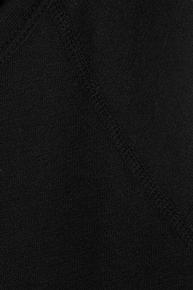 James Perse Vintage cotton-terry top