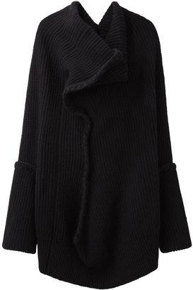 Yohji Yamamoto Blanket Stitch Knit