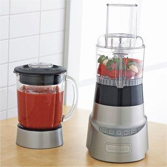 Cuisinart Deluxe Duet Food Processor & Blender