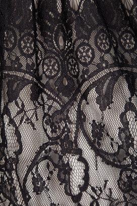 BB Dakota Jessica Scallop Lace Dress