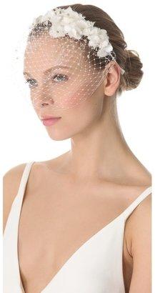 Jenny Packham May Veil Headdress I