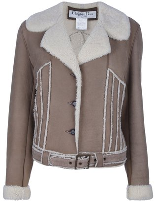 Christian Dior Archive sheepskin jacket