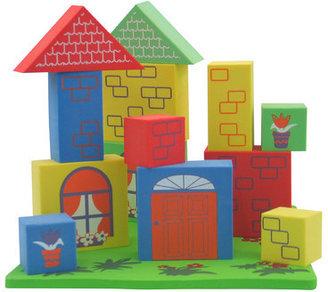 Edushape Floating Toy Blocks Bath Toy