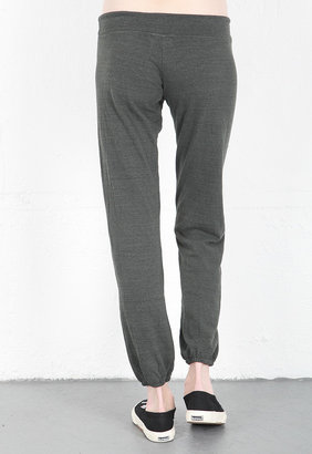 Monrow Vintage Sweatpants in Army