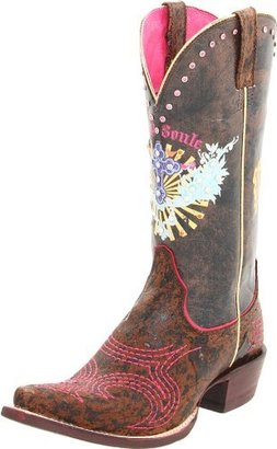 Ariat Women's Pink and Sassy Soule Boot