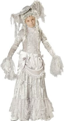 Incharacter In Character Costumes, LLC Girls 2-6X Ghostly Lady Tattered Dress Set