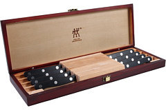 Zwilling J.A. Henckels TWIN® Gourmet Eight Piece Boxed Steak Knife Set