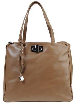 Nicoli Large leather bag