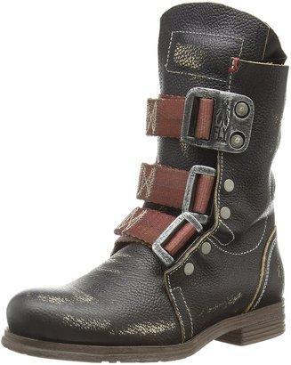 Fly London Stif Kraft Women's Biker Boots - Black 3 UK (36 EU)