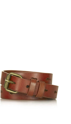 Topshop Medium Hole Punch Belt