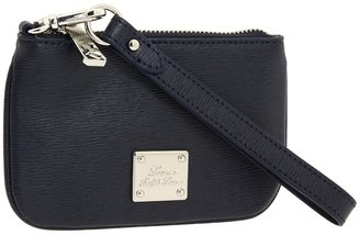 Lauren Ralph Lauren Newbury Wristlet (Navy) - Bags and Luggage