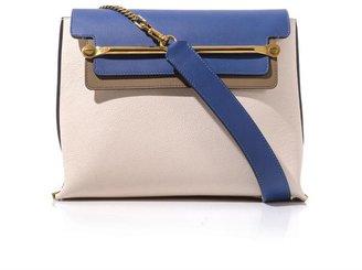 Chloé Clare leather shoulder bag
