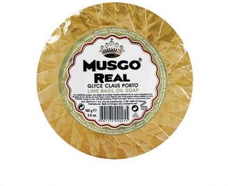 Musgo Real Lime Basil Glycerin Soap