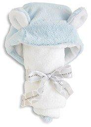 Little Giraffe Unisex Luxe Hooded Towel - Baby