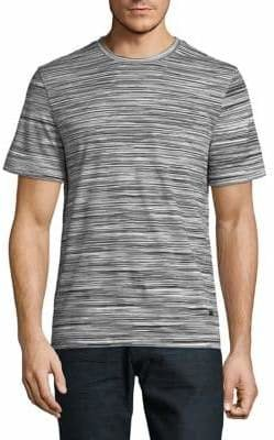 Missoni Short Sleeve Knit Cotton Tee
