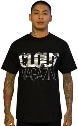 Camo CLOUT Magazine Artic Header