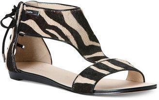 Calvin Klein Women's Searra Flat Sandals