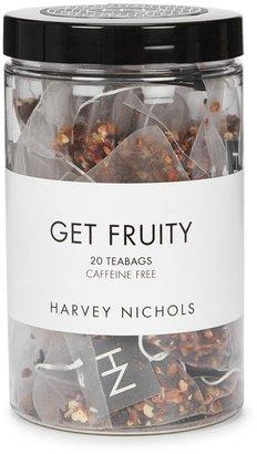 Harvey Nichols Get Fruity Teabags X 20 - Jar