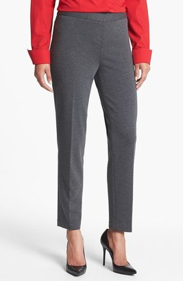 Jones New York 'Audrey' Side Zip Ponte Knit Pants