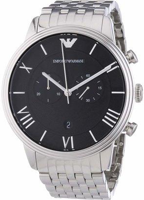 Emporio Armani Men's AR1617 Stainless-Steel Quartz Watch