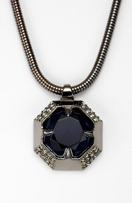 Vince Camuto 'Jewel Purpose' Stone Pendant Necklace