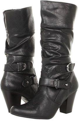 White Mountain Ginger (Black Smooth) - Footwear
