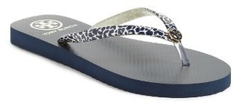 Women's Tory Burch Thin Flip Flop $50 thestylecure.com