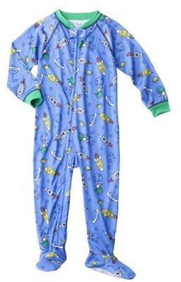 Carter's Just One You® by Infant Toddler Boys' Space Footed Blanket Sleeper