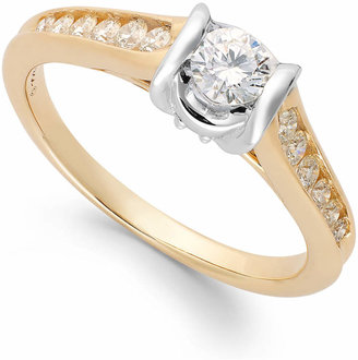 Sirena Diamond Engagement Ring in 14k Gold (1/2 ct. t.w.)