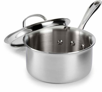 Calphalon Triply Stainless Steel 1.5-qt. Covered Saucepan