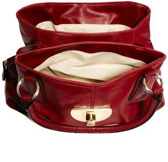 Aldo Meta Triple Compartment Shoulder Bag
