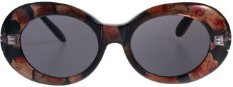 American Apparel Vintage Brushed Metallic Sunglasses