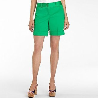 JCPenney Worthington® Cuffed Sateen Shorts