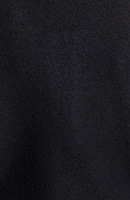 Diane von Furstenberg Embellished Front Zip Wool Sweater