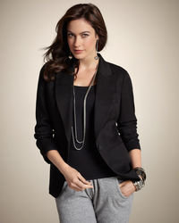 Chico's Spectacular Pattington Blazer