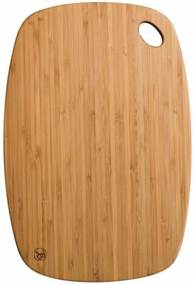 "Totally Bamboo Large Bamboo ""Greenlite"" Utility Cutting Board by"