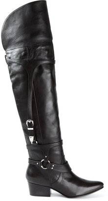 Toga Thigh High Boots