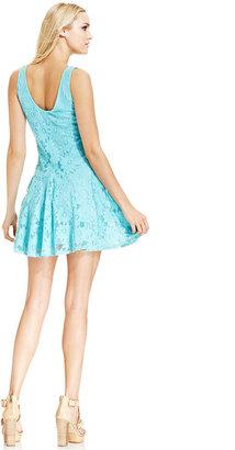 Made Fashion Week for Impulse Lace Dress
