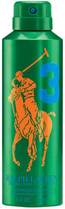 Polo Ralph Lauren Ralph Lauren 'Big Pony #3 - Green' Allover Body Spray