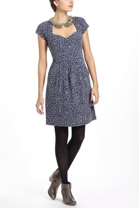 Anthropologie Caledonia Cutout Dress