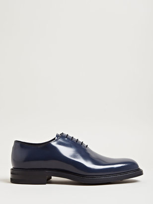 Yang Li Men's Cordovan Whole-cut Shoe