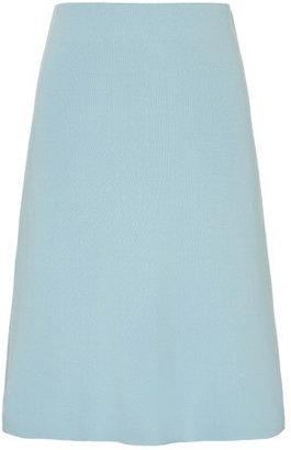 Winser London Milano Cotton A Line Skirt